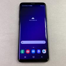 Samsung Galaxy S9 - 64GB - Black (Unlocked) (Read Description) AF1110
