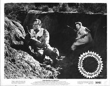 Lot of 3a, William Holden, Mickey Rooney still BRIDGES AT TOKO-RI (1954)Holliman
