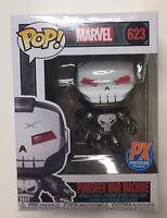 Funko Pop! Marvel Punisher War Machine PX Previews Exclusive #623