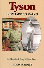 Tyson: From Farm to Market- The Remarkable Story of Tyson Foods-ExLibrary