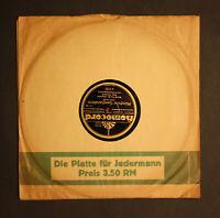 1930 Weiss Ferdl Münchner Ganshandlerin Der Kare im Weltkrieg Homocord