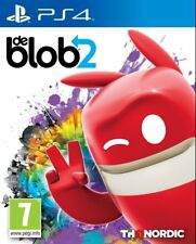 PlayStation 4 De Blob 2 (ps4) VideoGames