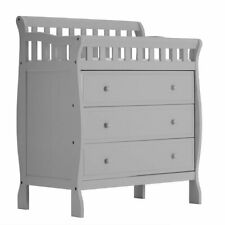 Dream On Me Marcus Changing Table in Gray