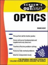 Schaum's Outline of Optics, Hecht, Eugene, Good Book