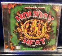Psyhcopathic Records - Holiday Heat CD SEALED insane clown posse twiztid blaze