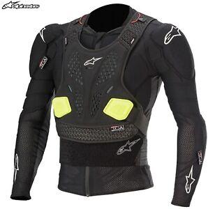 Chest Armour Cross Guards Alpinestars Bionic Pro v2 Protection Jacket 155