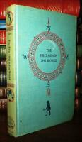 White, Terry THE FIRST MEN IN THE WORLD  1st Edition Thus 5th Printing
