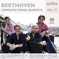 Cremona Quartet - Beethoven: Complete String Quartets Vol. 6 (NEW SACD)