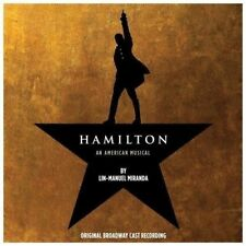 Hamilton [Original Broadway Cast Recording][Explicit][2CD]