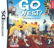 Nintendo DS - Lucky Luke Go West