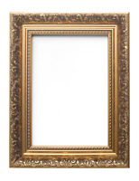 Ornate swept Antique style Picture frame photo frame French Baroque Style