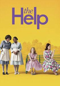 The Help DVD, Allison Janney, Bryce Dallas Howard, Viola Davis, Jessica Chastain