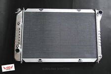 "KKS 3 ROWS ALUMINUM RADIATOR FOR 1969-73 26"" Core Ford MERCURY LINCOLN MANY CARS"