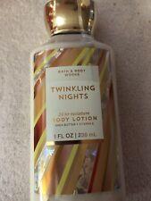bath and body works Body Lotion (Twinkling Night)
