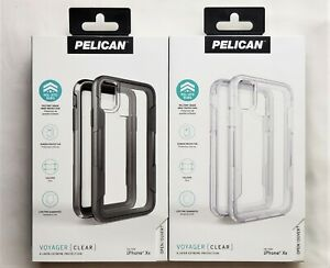 Pelican Voyager Series Case with clip holster cover for the iPhone XR Brand New