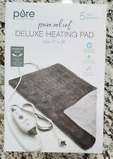 Pure Enrichment PureRelief Deluxe Heating Pad