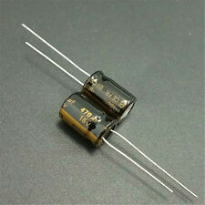 10pcs 470uF 16V 8x12mm Panasonic FR Low ESR 16V470uF Audio grade Capacitor