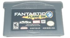 I FANTASTICI 4 FLAME ON - NINTENDO DS Lite Game Boy Advance Gioco Bambini Bimbi