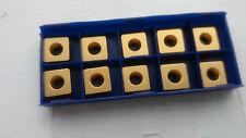 10 STELLRAM carbide tips sdmw 120412TN X500 (sdmw 120412 tn 12 04 12 sdmw 433TN)