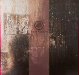 """DEATH IN JUNE """"BROWN BOOK"""" RED LP, NUMBERED & LIMITED! NEO FOLK-INDUSTRIAL"""