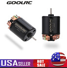 GoolRC 540 21T High Torque 3 Poles Brushed Motor Balck for 1/10 1/12 4WD RC Car