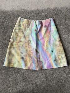 Carven Mini Skirt Size 40