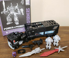 Transformers Power of the Primes Leader Class Nemesis Prime!!! 100% Complete!!!
