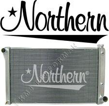Northern 205179 All Aluminum Radiator 67-72 Chevy GMC Pickup Truck w/ Auto Trans