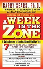 A Week in the Zone - Dr. Barry Sears (Paperback) Diet