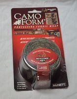 McNett Camo Form protective fabric wrap Realtree AP 2''x144'' ( #bte12 )