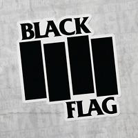 Nofx BLACK Sticker decal Car window music rock punk bumper head banger laptop