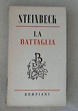 La battaglia / John Steinbeck