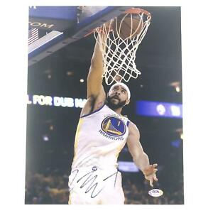 Javale McGee signed 11x14 photo PSA/DNA Golden State Warriors Autographed Lakers