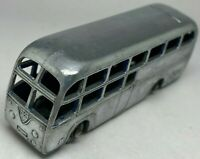 Matchbox Lesney Regular Wheels No 58 BEA Airport Coach - Polished