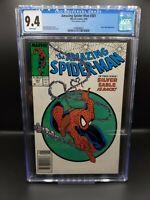 Amazing Spider-man #301 CGC 9.4 **MARK JEWELERS** Todd McFarlane NEWSSTAND NM!