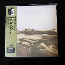NEW Sealed THE MOODY BLUES Seventh Sojourn Japan Import CD UICY-9039 OBI 2000