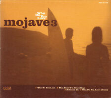 Mojave 3-Who Do You Love CD Single  New