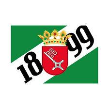 Bremen Fahne ca 90 x 150 cm - 1899 - Fan sein macht Freu(n)de - Fanflagge