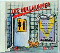 Die Nullnummer (Radio Bremen 4, Comedy) Die original Deutschmacher (1995) [CD]