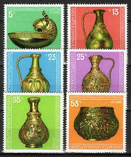 Bulgaria - 1981 Gold treasure / Artefacts - Mi. 3015-20 MNH