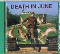 Abandon Tracks - Death In June (2017, CD NEU)