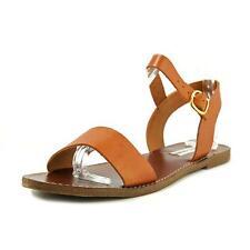 Steve Madden Donddi Women US 7 Tan Slingback Sandal NWOB 1416