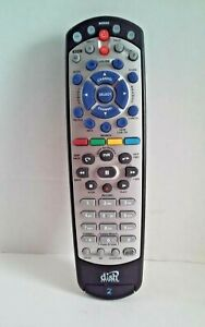 Dish 155679 21.0 IR/UHF Cable TV Television Replacement Remote Control Tested