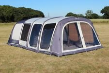Outdoor Revolution Airedale 6S 6 Berth Family Camping Air Tent Inc Carpet & FP