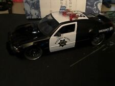 JADA  2006 DODGE CHARGER POLICE CAR 1:32 DIECAST