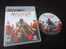 Sony Playstation PS 3 PS3 Assassin's Creed II tested