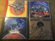 Judas Priest [4 CD Alben] Painkiller + Screaming for Vengeance + Live + Ram Down