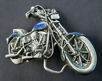 Chopper Motorcycle Belt Buckle Biker Choppers Motorbikes Boucle de Ceinture