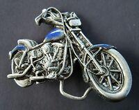 Chopper Motorcycle Belt Buckle Biker Choppers Motorbikes Boucle de Ceinture