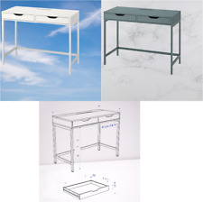 *New* ALEX Desk, Grey-turquoise OR White 100x48 cm *Brand IKEA*
